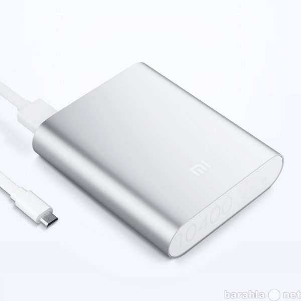 Продам Новый PowerBank Xiaomi Mi 10400 mAh пове