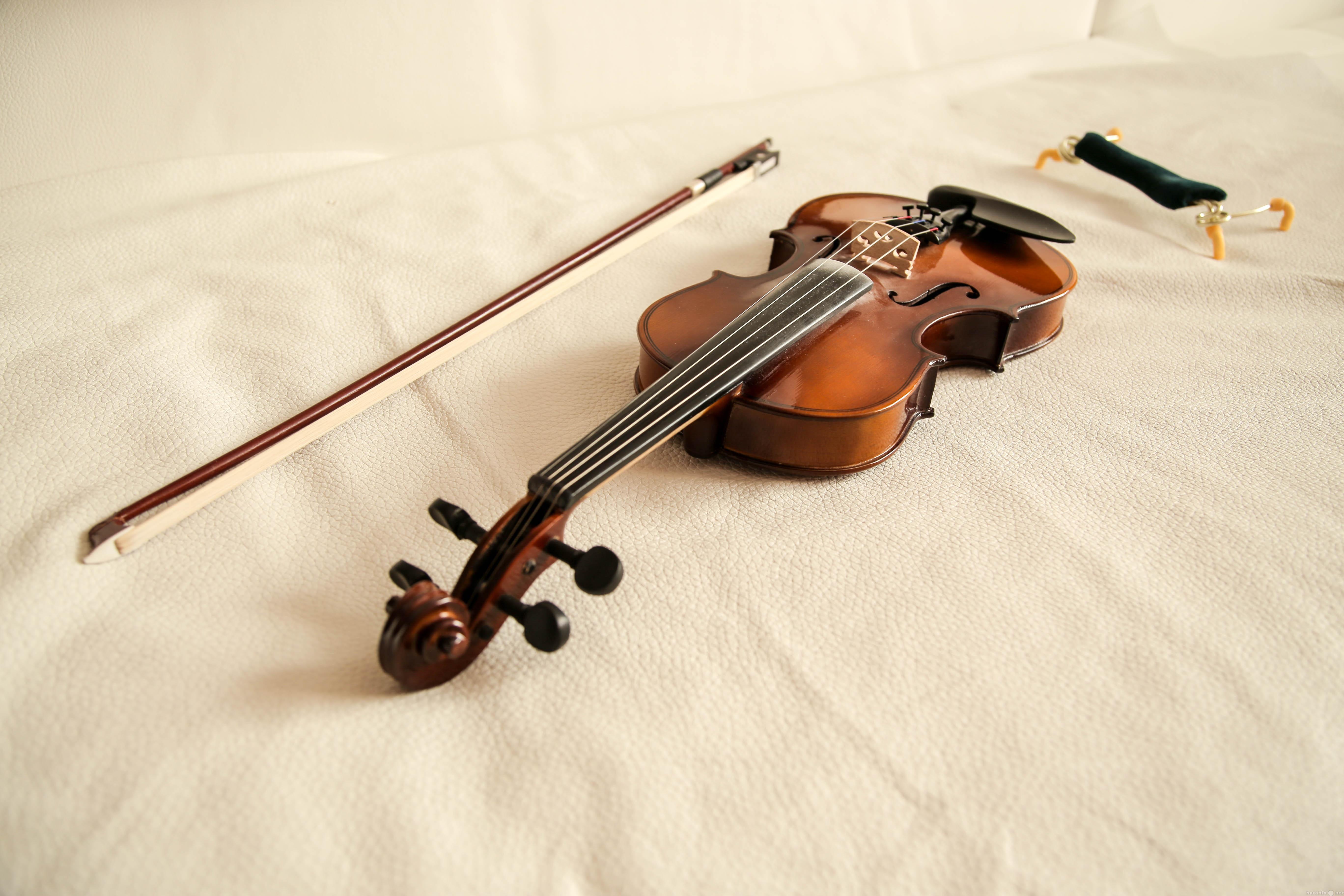 Продам скрипка  1/2 в идеальном состоянии полны