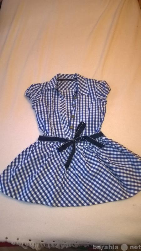 Продам платье на 2-4 года производства США