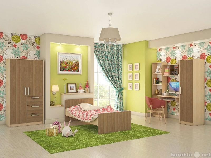 Продам Детские комнаты, готовые интерьеры.