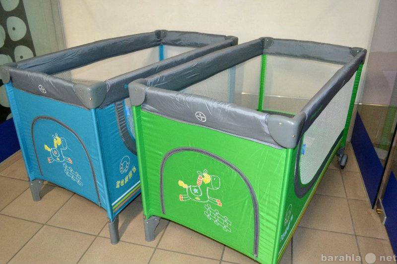 Продам: Детская Кровать-манеж