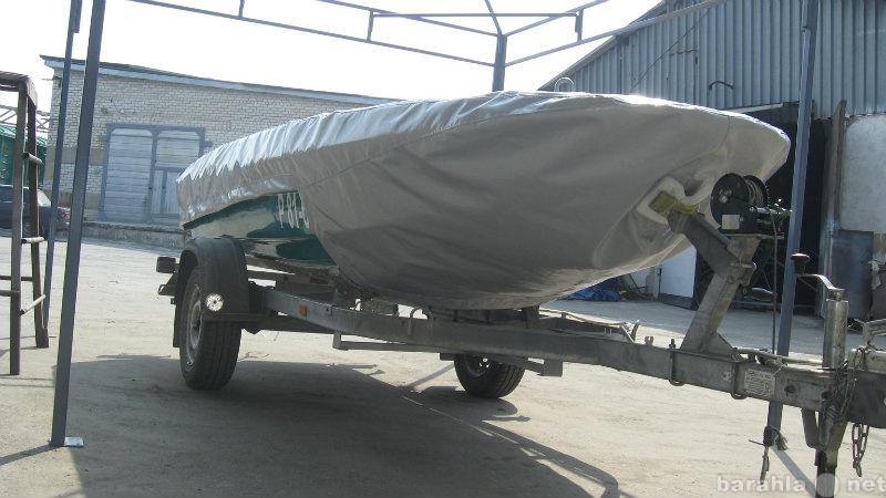 Продам Тент транспортировочный на лодку, катер