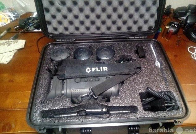 Отдам даром Тепловизор FLIR BHS-XR Command 640x480 t
