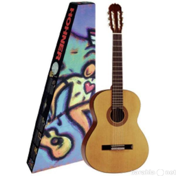 Продам Гитара новая Hohner HC 06