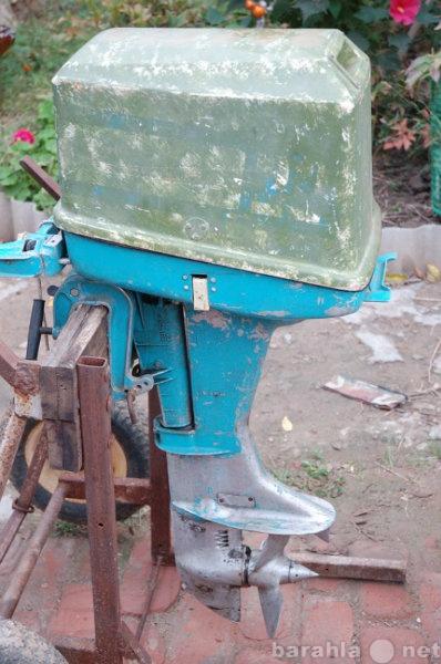 Продам лодочный мотор Привет -22