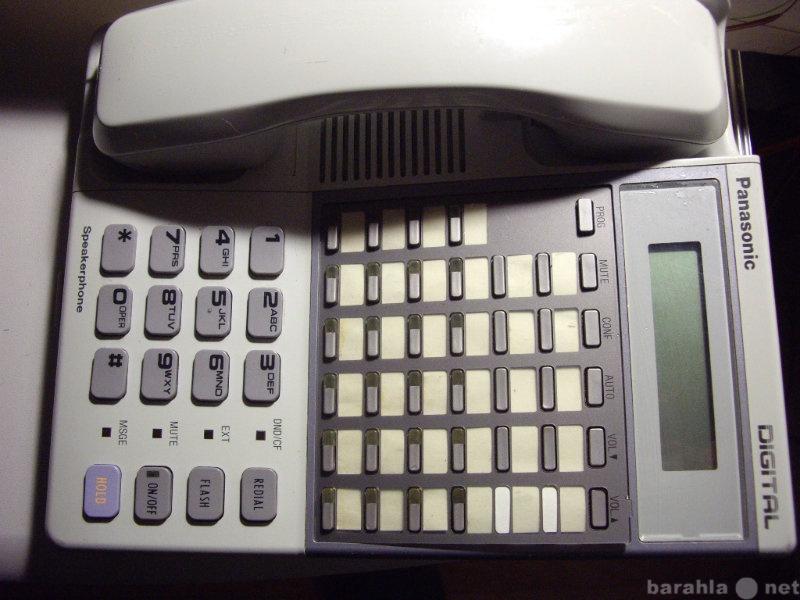 """Продам Цифровой системный телефон """" Panas"""
