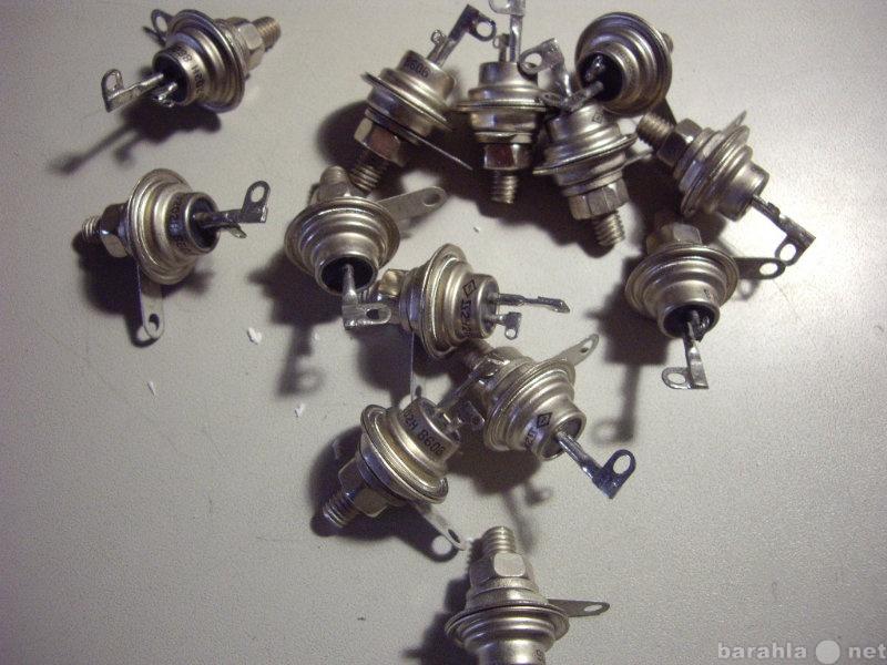 Продам: Тиристор КУ202Н Новые. 30 штук