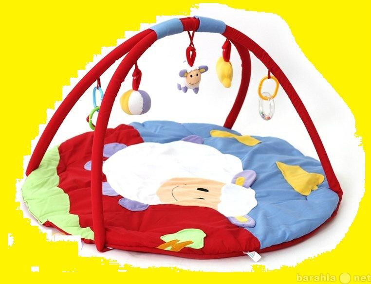 Продам Развивающие детские коврики Elefantino