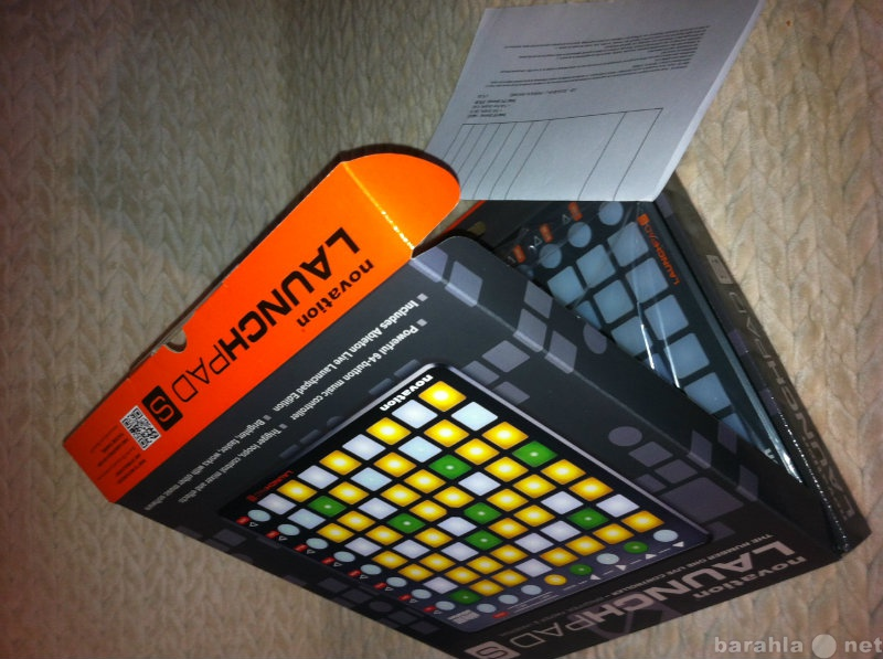 Продам Midi контроллер Novation Launchpad S