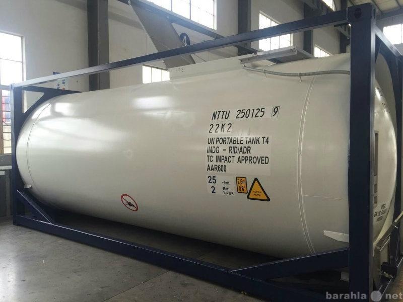 Продам: Танк-контейнер 25 м3 тип Т4 для ГСМ