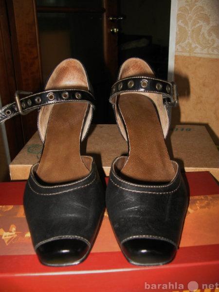 Продам Кожаные туфли,размер 40.