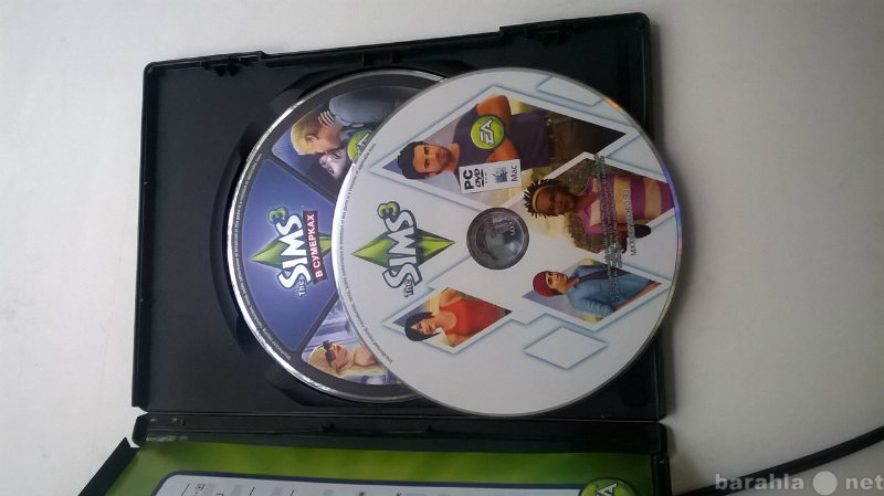 Продам Игра Sims 3