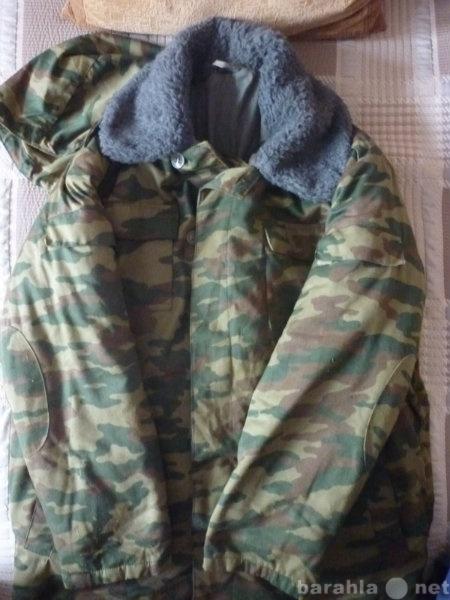 Продам Куртку-бушлат военная зимняя