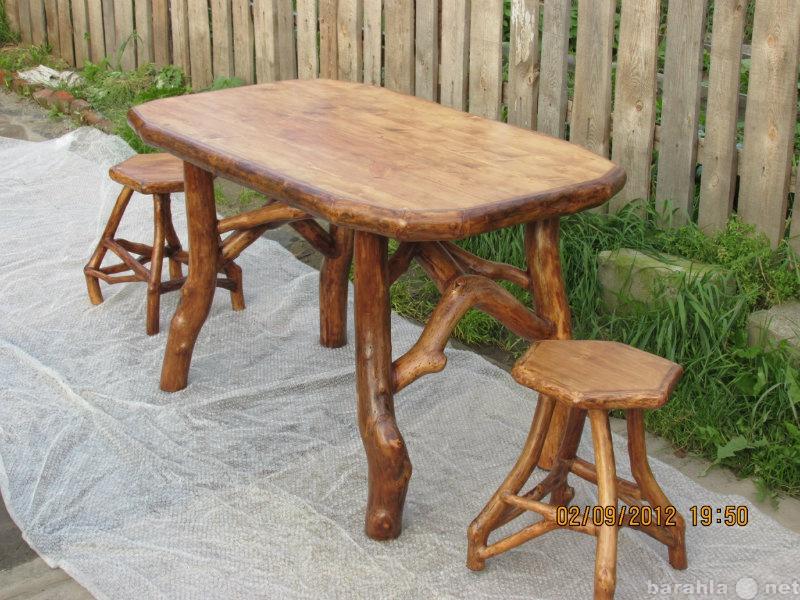 Продам Мебель ручной работы из дерева