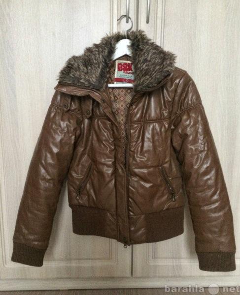 Продам Продам межсезоннюю куртку 44 размера