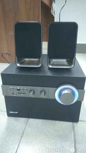 Продам Акустическая система 2.1 Dexp T300