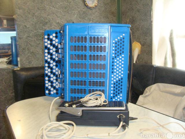 Продам: Электробаян Топаз 1