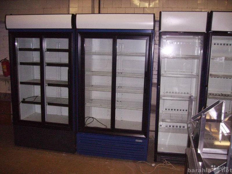 Продам Шкафы холодильные б/у лари морозильные