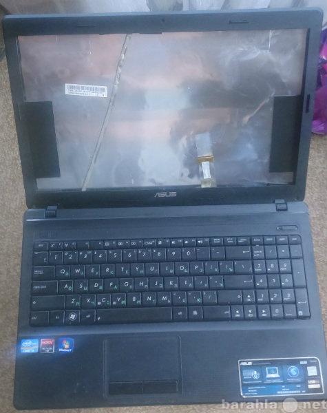Продам Ноутбук ASUS X54H на з/ч