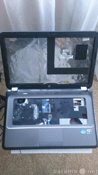 Продам Ноутбук HP Pavilion G6 1263sr на З/Ч