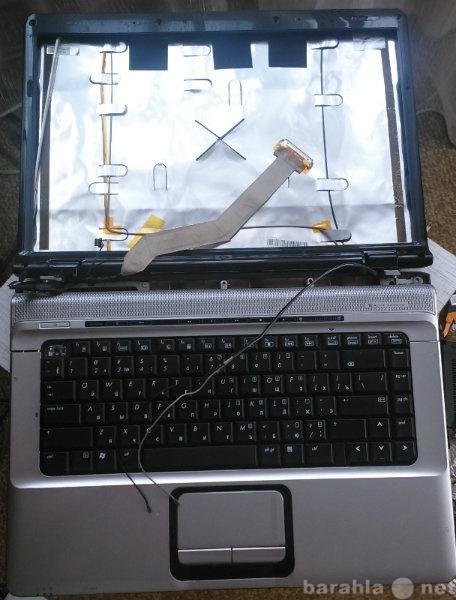 Продам Ноутбук HP Pavilion dv6000 на З/Ч