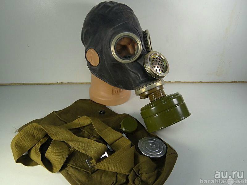 Продам Противогазы гп-5м
