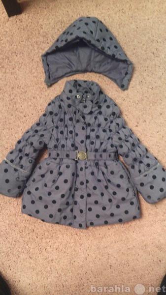 Продам Теплая куртка осень-весна futurino