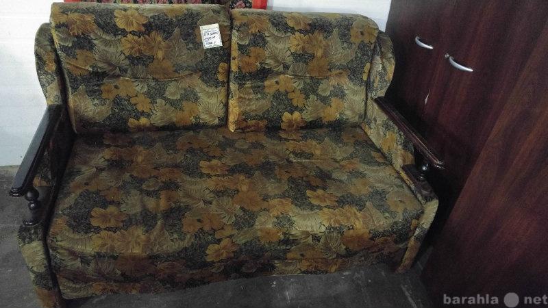 Продам: мини диван бу с доставкой