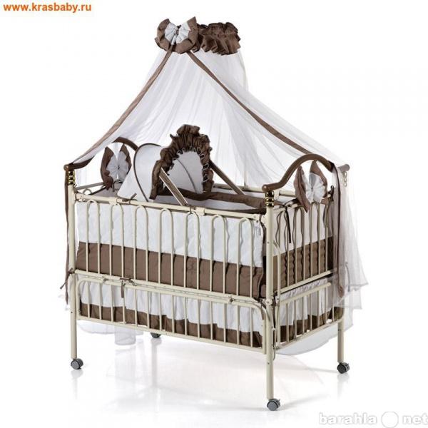 Продам кровать детская металлическая