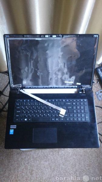 Продам Ноутбук DEXP Aquilon Q100 на З/Ч