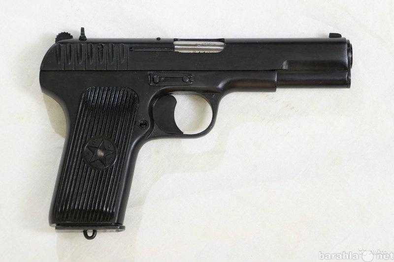 Продам Пистолет тт-схп молот 10 х 31