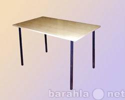 Продам Стол на металлическом каркасе