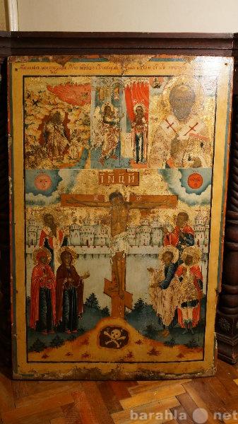 Продам Храмовый образ Распятие Господа Иисуса.