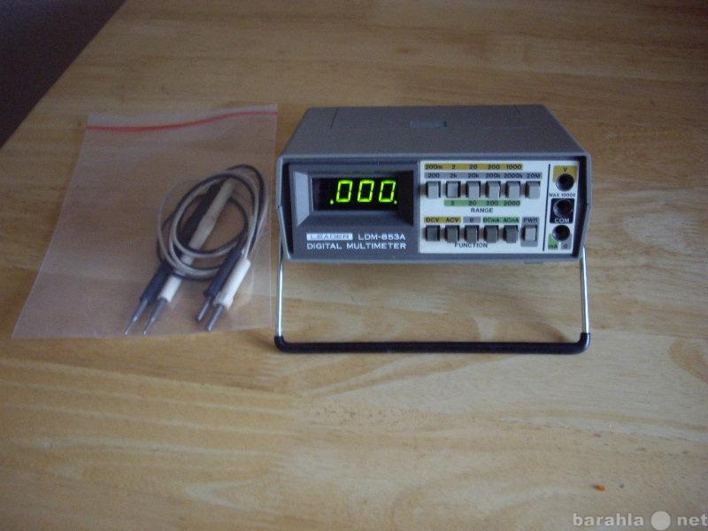 """Продам Мультиметр """"LEADER LDM-853A"""""""