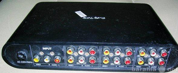 Продам Video/Audio splitter