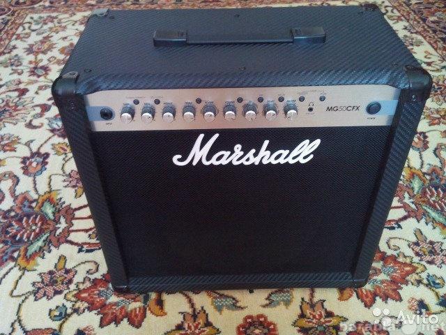 Продам Marshall MG50CFX