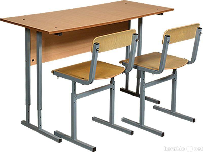 Продам Школьная мебель (парты, стулья)
