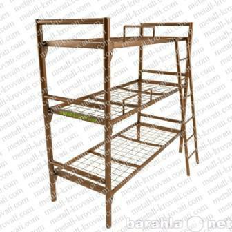 Продам Кровати металлические для общежитий, опт