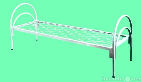 Продам Кровати металлические со спинками ЛДСП