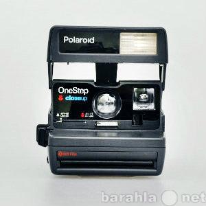 Продам аппарат для моментальных снимков