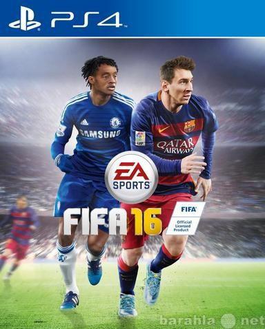 Продам FIFA 16  ps4
