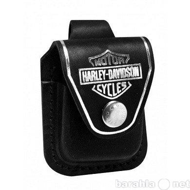 Продам Чехол Zippo Harley-Davidson HDPBK