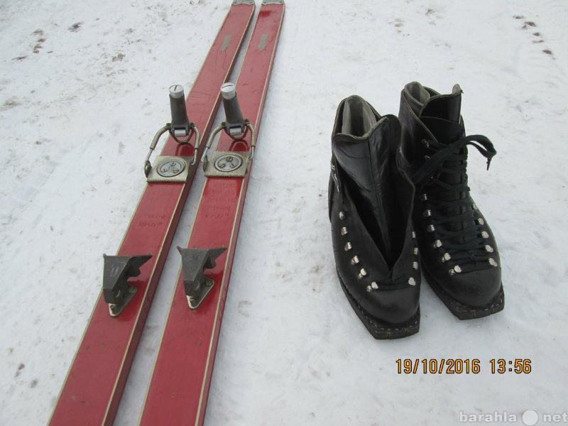 Продам Горные лыжи 1969г.в.