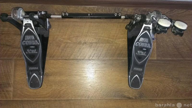 Продам Tama Iron Cobra HP900PTW (кардан)