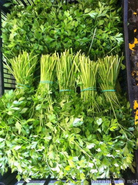 Продам Свежая зелень из Испании