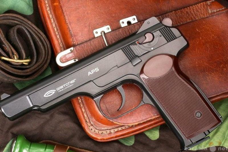 Куплю Пневматический пистолет Gletcher Blowbac