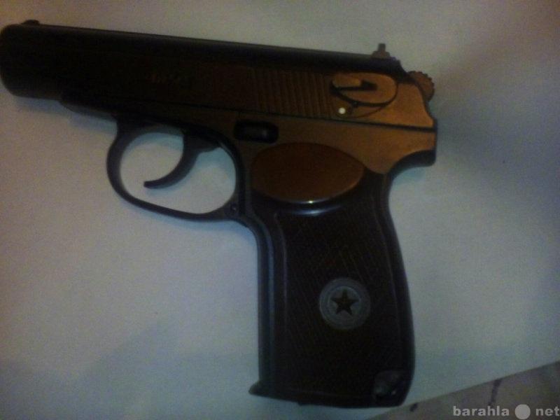 Продам Продам пневматический пистолет ПМ49