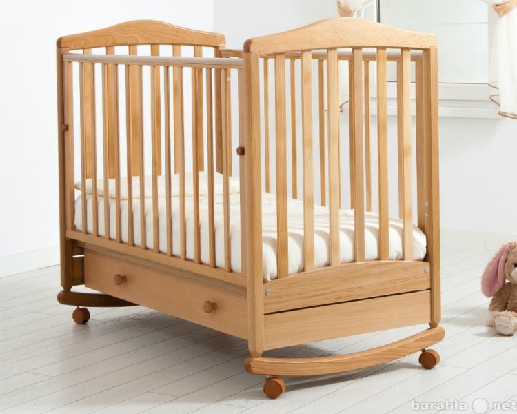Продам Детская кроватка б/у