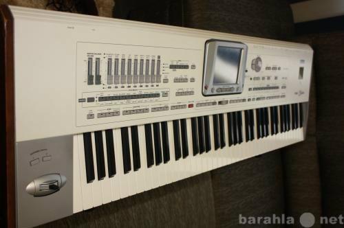 Продам Синтезатор Korg pa2x pro