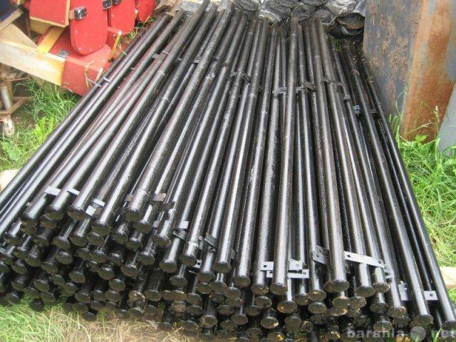 Продам Столбы металлические с доставкой